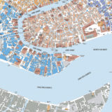 Map Venice square