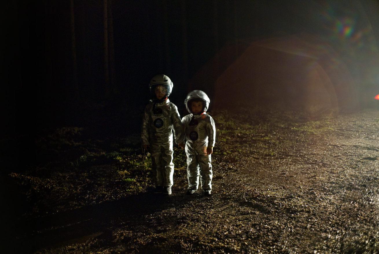 © Richard Petit - Cosmonaute - 13 - Silhouettes