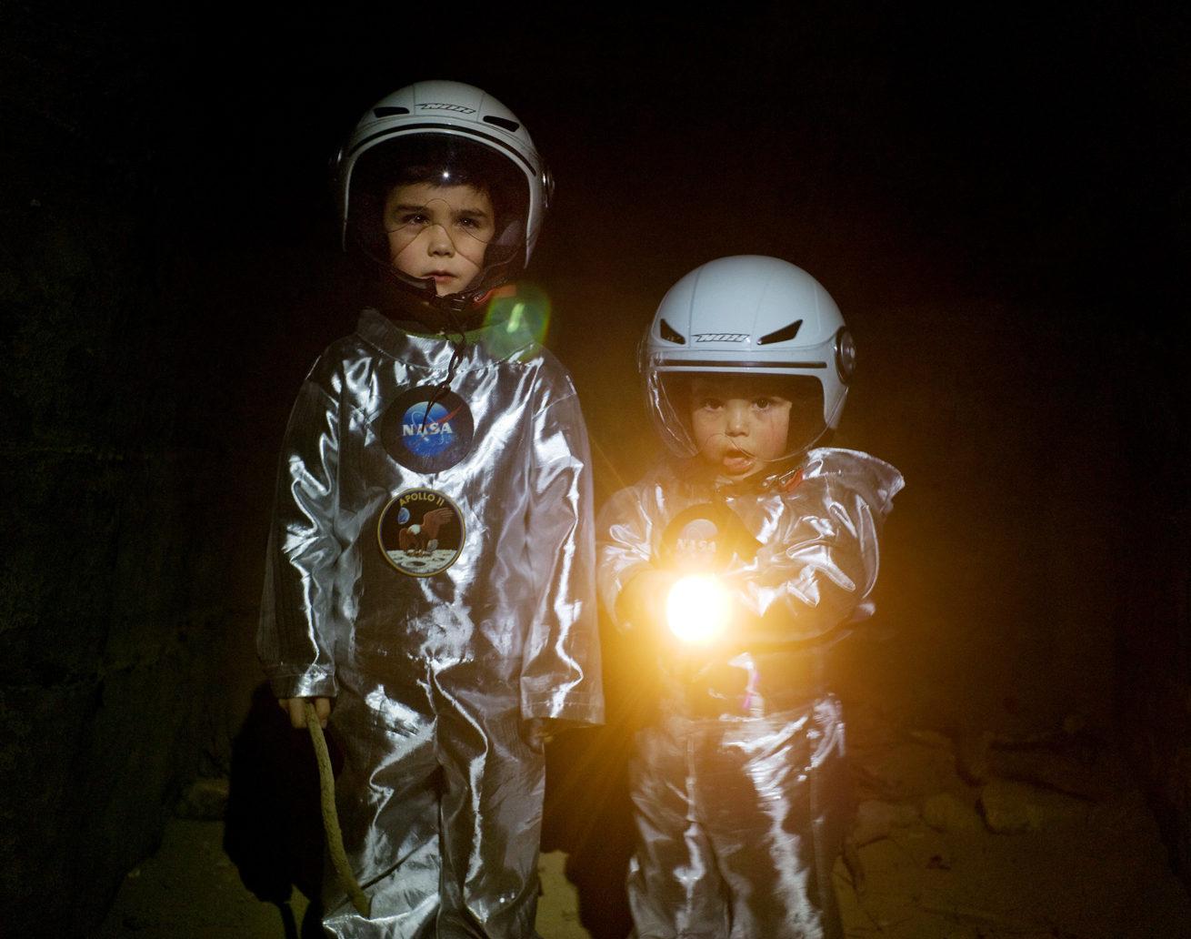 © Richard Petit - Cosmonaute - 09 - Cave