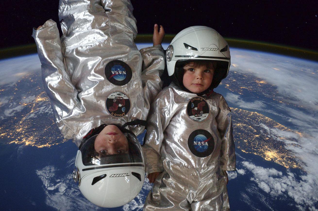 © Richard Petit - Cosmonaute - 10 - Orbital