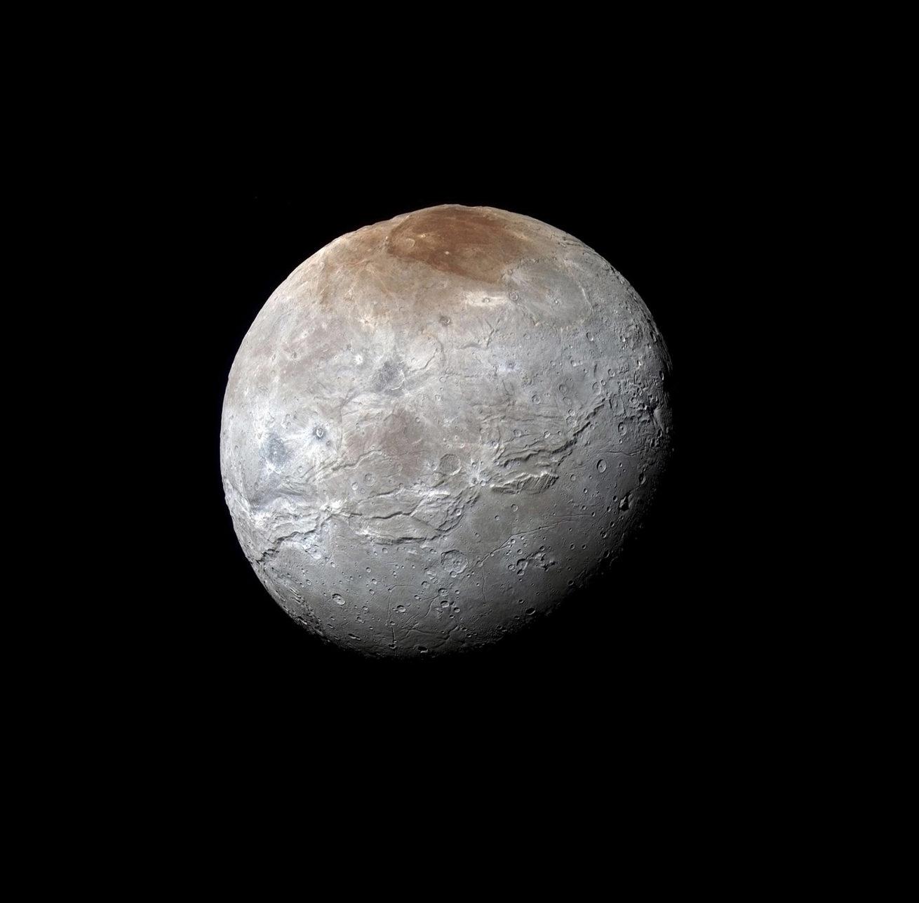 Charon NASA