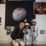 cosmonaute © Miguel Aguilar
