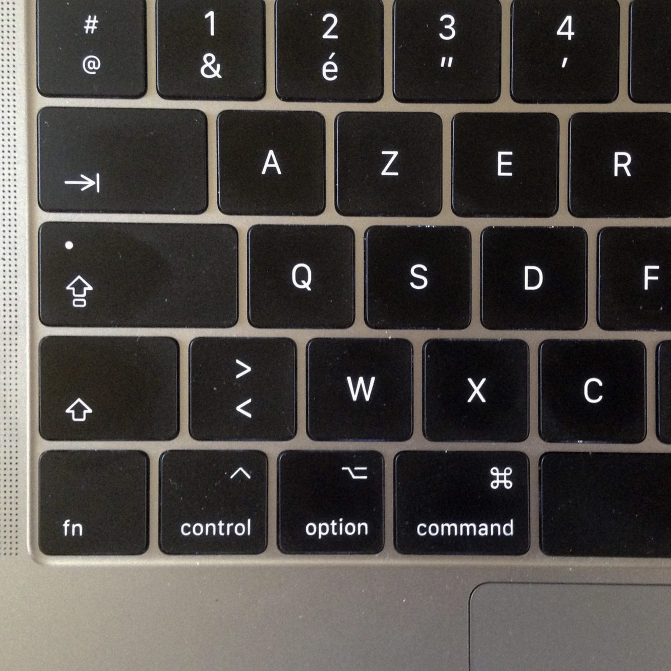 Mac carré